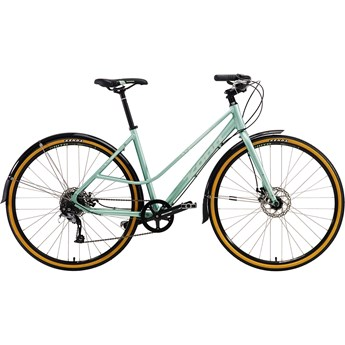 Kona Coco Matt Mint Green with Light Mint Decals