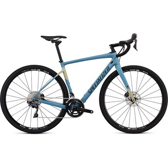 Specialized Diverge Men Comp Satin Storm Grey/East Sierras/Black