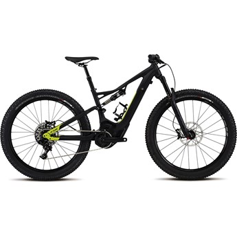 Specialized Levo Women's FSR Comp 6Fattie CE Satin/Gloss Tarmac Black/Hyper