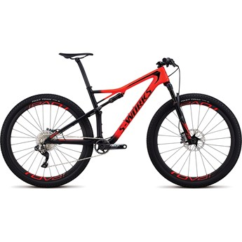 Specialized S-Works Epic Men Carbon Di2 29 Satin Gloss Rocket Red/Black