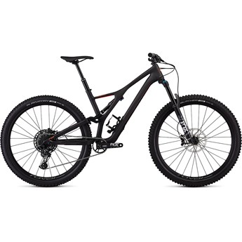 Specialized Stumpjumper FSR Men Comp Carbon 29 12 SPD Satin Carbon/Rocket Red 2019