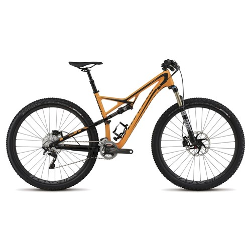 Specialized Camber FSR Expert Carbon 29 Gallardo Orange/Charcoal 2015