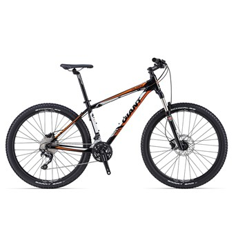 Giant Talon 27.5 2 LTD Svart/Orange