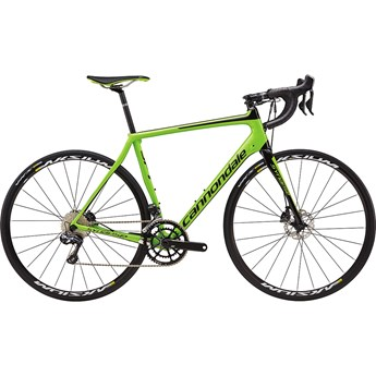 Cannondale Synapse Carbon Ultegra Di2 Disc Grn