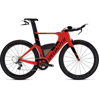 Specialized Shiv Pro Race X1 Gloss Rocket Red/Black