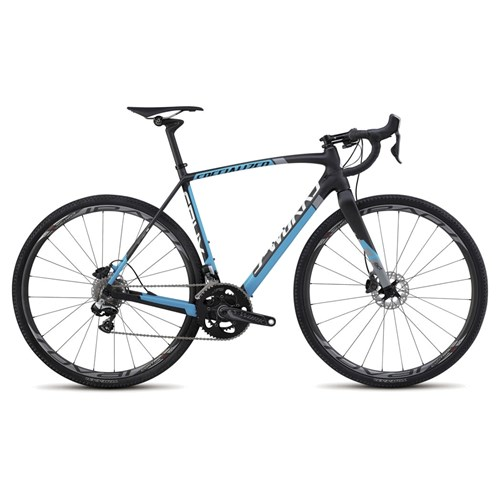 Specialized S-Works CruX Carbon EVO Dura-Ace Di2 Carbon/Cyan/Cool Grey/Black 2015