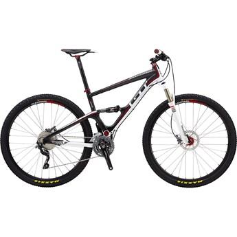 GT Zaskar Carbon 100 9R Expert Materialfärg/Vit