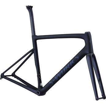 Specialized S-Works Tarmac Men SL6 Disc Frameset Satin Black/Black Reflective/Clean