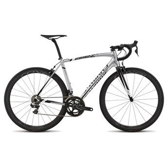 Specialized S-Works Allez Ultegra Di2 Ano Silver/Black/White