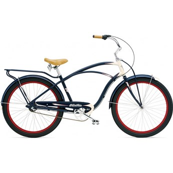 Electra Super Deluxe 3i Navy/Cream Herr