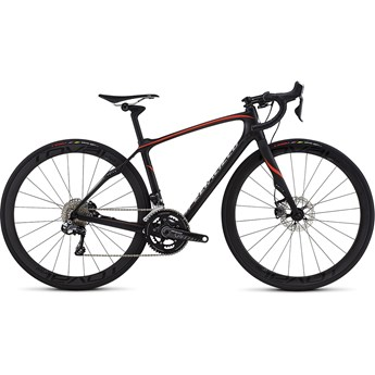 Specialized Ruby Pro Disc UDi2 Satin Tarmac Black/Nordic Red/Silver