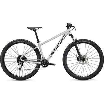 Specialized Rockhopper Comp 29 2X Gloss Metallic White Silver/Satin Black 2020