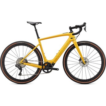 Specialized Creo SL Expert Carbon Evo Brassy Yellow/Sunset Yellow 2021