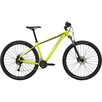 Cannondale Trail 6 Nuclear Yellow 2020