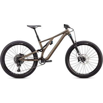 Specialized Stumpjumper Comp Alloy Evo 27.5 Satin/Ti Pab/Black
