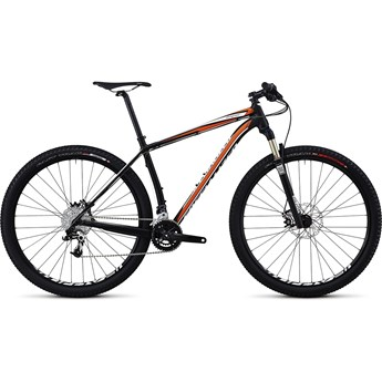 Specialized Stumpjumper Hardtail Comp 29 Svart/Orange/Vit