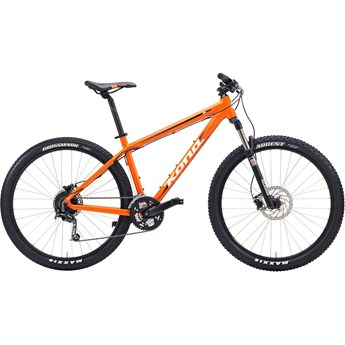 Kona Blast White/Black/Dark Orange On Matt Orange