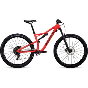 Specialized Camber FSR Women Comp 27.5 Acid Red/Limon/Black