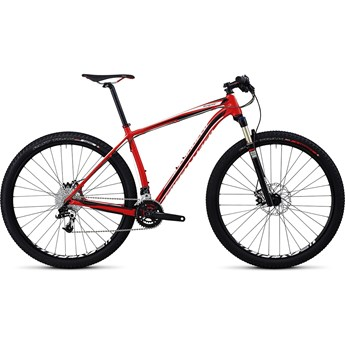 Specialized Stumpjumper Hardtail Comp 29 Röd/Svart/Vit
