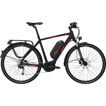 Giant Explore E+ 1 GTS Red/Black 2016