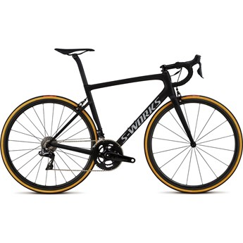 Specialized S-Works Tarmac Men SL6 Ultralight Dura-Ace Di2 Ultralight Monocoat Black/Silver Reflective/Clean 2018