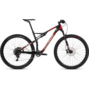 Specialized Epic FSR Elite Carbon World Cup 29 Gloss Carbon/Red/White