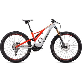 Specialized Levo S-Works Carbon 29 Nb Dove Grey/Rocket Red 2020