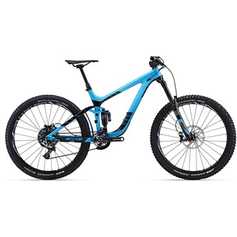 Giant Reign Advanced 27.5 0 Blue/Black  (Matt/Gloss) 2016