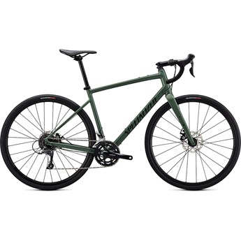 Specialized Diverge E5 Gloss Sage Green/Forest Green/Chrome/Clean 2021