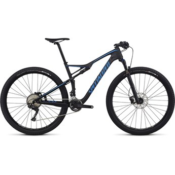 Specialized Epic FSR Comp Carbon 29 Gloss Carbon/Neon Blue 2017