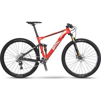 BMC Fourstroke 01 XX1 Röd, Svart och Vit 2016
