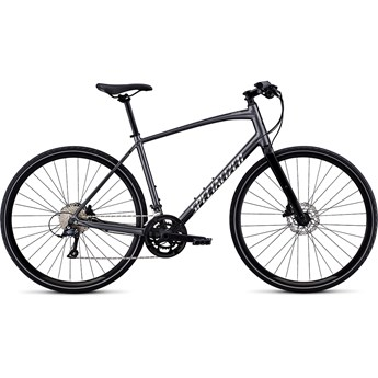 Specialized Sirrus Men Sport Int Black Chrome/Chrome