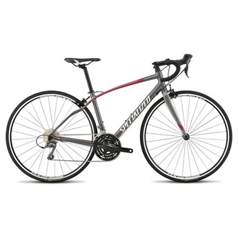 Specialized Dolce Triple Char/Red/Pink/Silver/Met White