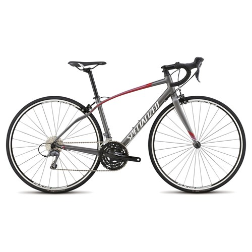 Specialized Dolce Triple Char/Red/Pink/Silver/Met White 2015