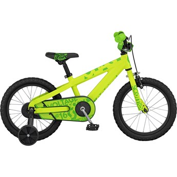 Scott Voltage JR 16 Mönstrad Grön på Grön 2016