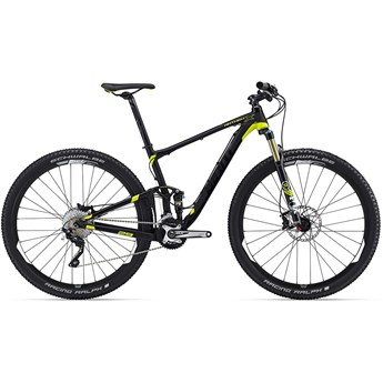 Giant Anthem X 29er Black/Yellow 2016