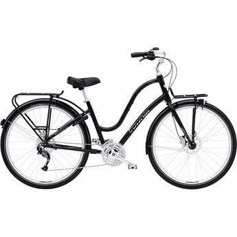 Electra Townie Commute 27D EQ Step-Thru Black 2020
