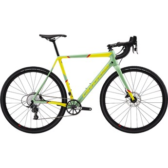 Cannondale SuperX Apex 1 Grön 2019
