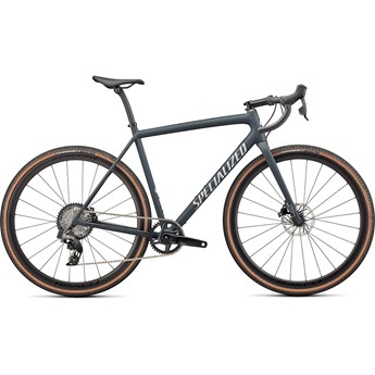 Specialized Crux Expert Satin Forest/Light Silver 2022