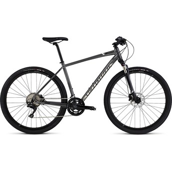 Specialized Crosstrail Expert Disc Black Chrome/Satin Black/Chrome