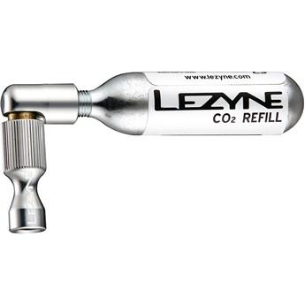 Lezyne Trigger Drive Co2 Pump Silver