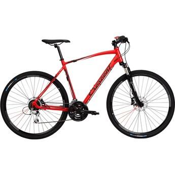 Crescent Starren Röd (Matt)