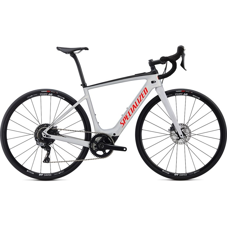Specialized Creo SL Comp Carbon Gloss Dove Gray/Gold Ghost Pearl/Rocket Red 2020