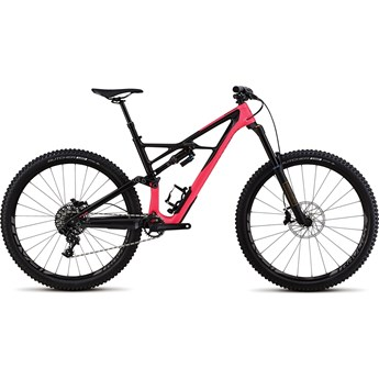 Specialized Enduro FSR Elite Carbon 29 6Fattie Satin Gloss Acid Pink/Carbon