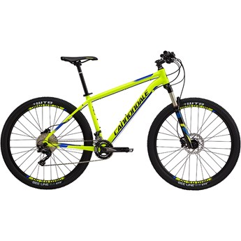 Cannondale Trail 1 Volt with Cerulean Blue and Jet Black, Gloss