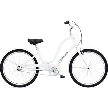 Electra Townie Original 3i White Dam