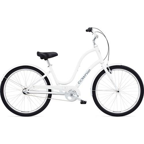 Electra Townie Original 3i Ladies' White 2015