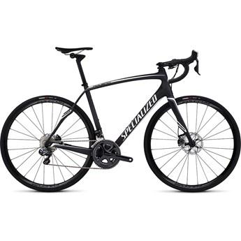 Specialized Roubaix SL4 Expert Disc UDi2 Satin Carbon/White/Charcoal