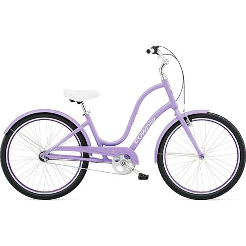 Electra Townie Original 3i Ladies' Lilac 2015