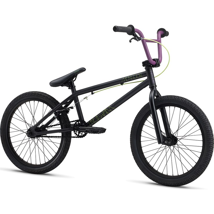 "Mongoose Program 20"" Svart"